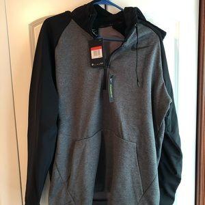 Nike quarter zip sweatshirt. Never been worn